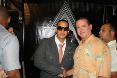 Daddy Yankee and Marcus Fontain (UnimundoTV) Tags: marcus fontain 2010 billboardawardsapril26