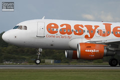 G-EZIL - 2492 - Easyjet - Airbus A319-111 - 100909 - Luton - Steven Gray - IMG_9249