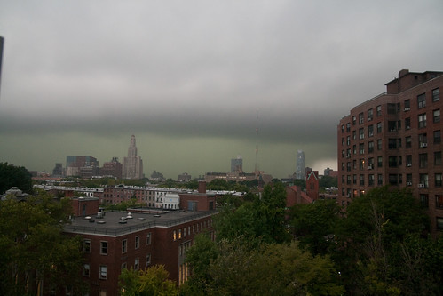 Tornado in Brooklyn?