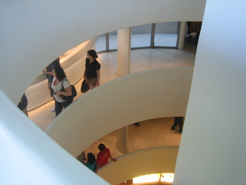 Guggenheim Museum, September 2010 _ 7283