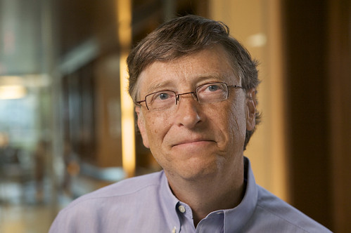 From flickr.com: Bill Gates {MID-140977}