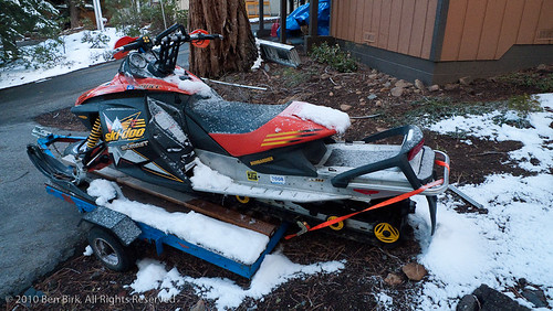 2004 Ski-Doo Summit