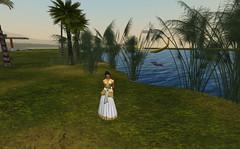 Francesca by the Nile (Francesca Alva) Tags: heritagekey