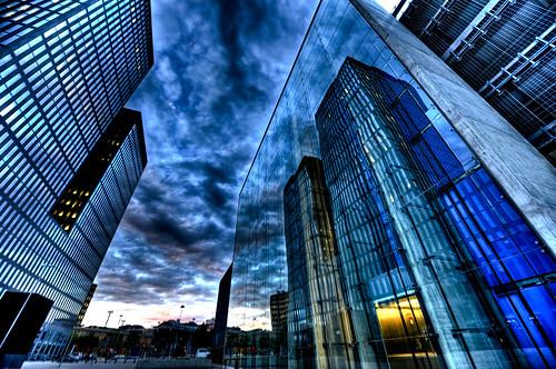 credit suisse zurich. Credit Suisse Towers Zurich