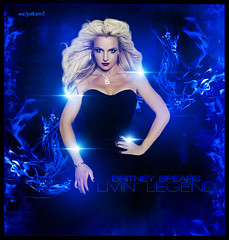 Living Legend [ Britney Spears ] (Mr.JunkieXL) Tags: art design living mr spears legend britney 2010 junkiexl