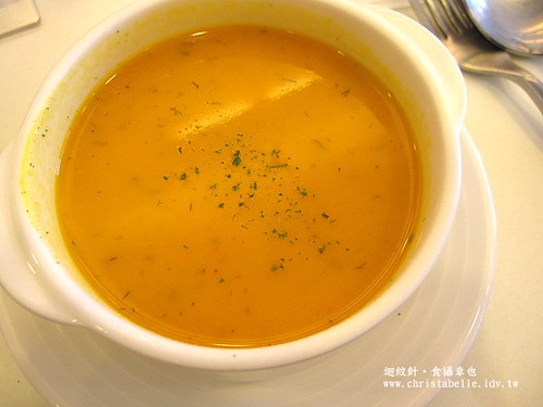 Su蔬食料理胡蘿蔔濃湯