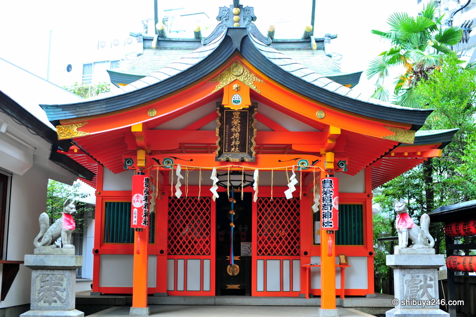 One of the Temples in the area