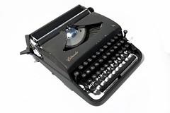 Schreibmaschine Calanda