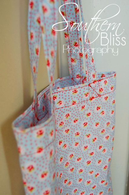 A Simple Cotton Tote.....