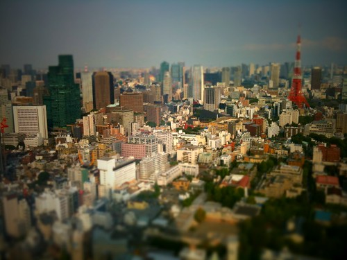 Tokyo miniature