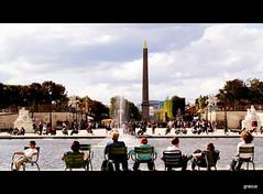 paris (graus) Tags: paris arc jardin concorde obelisque graus