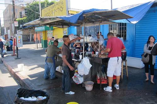 Tijuana Food Marathon: