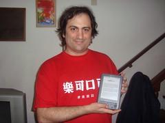Kindle y CocaCola en chino