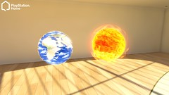 PlayStation Home: lamps