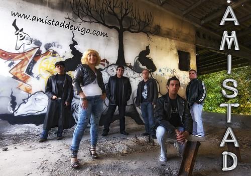 Grupo Amistad de Vigo 2010 - cartel