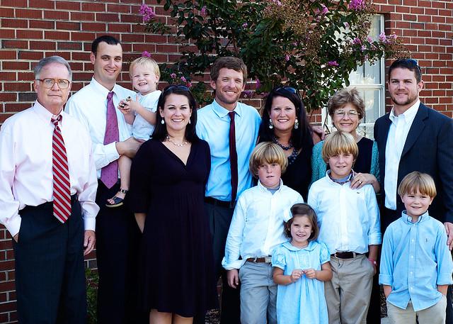 donahoo family