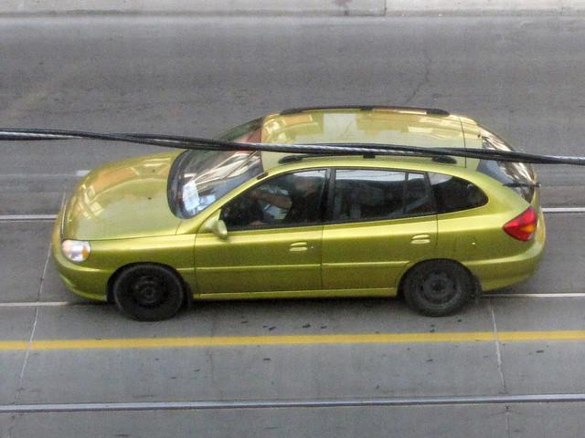 toronto canada cars car rio 5 kia rio5