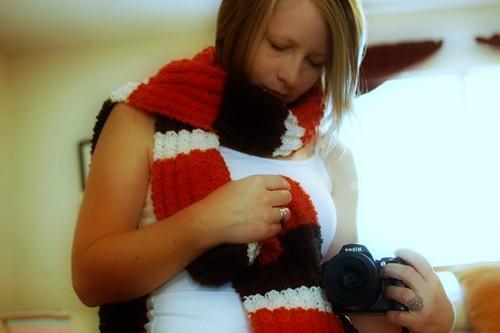 ut scarf