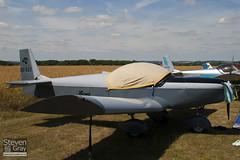 OO-G47 - 6-3182 - Private - Zenair CH-601 Zodiac - 100710 - Fowlmere - Steven Gray - IMG_6675