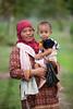 wong cilik (Medi Irawan) Tags: hijab indonesian motherandchild villager sederhana ibudananak rakyatkecil ibupetani