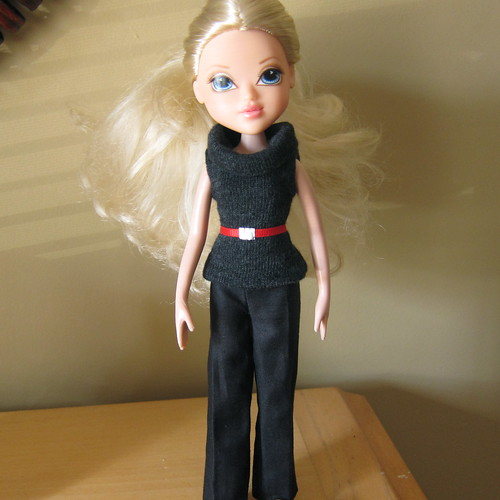 Project Project Runway - Challenge 8