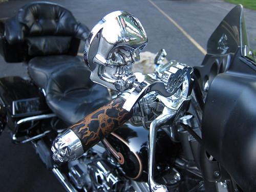 Harley à Lake Tahoe