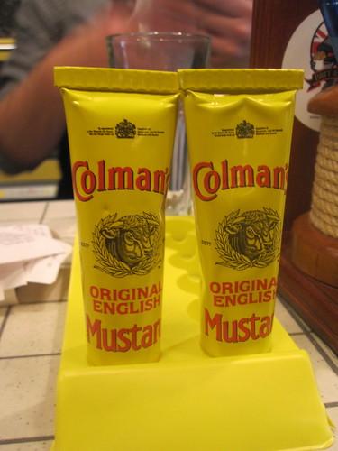 Colman English mustard