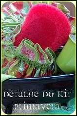 Detalhe... KIT PRIMAVERA (Natural Emporio do Banho Soaps,since 2004) Tags: soap artesanal kit sabonete touca kitbanho toucadebanho bathitens bathtubandshowercap
