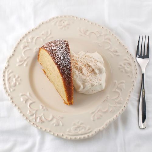 Cinnamon Cream Cheese Pound Cake