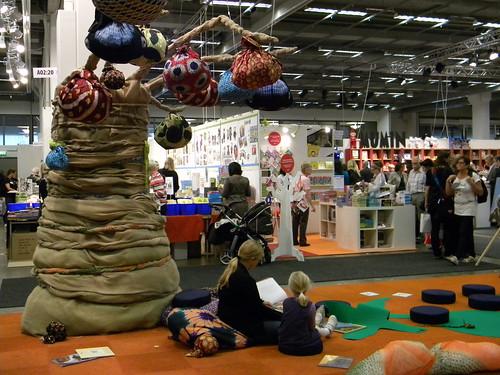 Bilder från bokmässan 2010