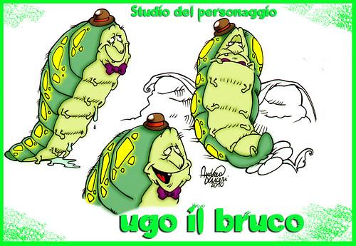 Bruco Ugo scann