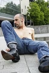 tom_bootscrotch_8041 (picman1108) Tags: male ma boots bears crotch jeans bluejeans cowboyboots