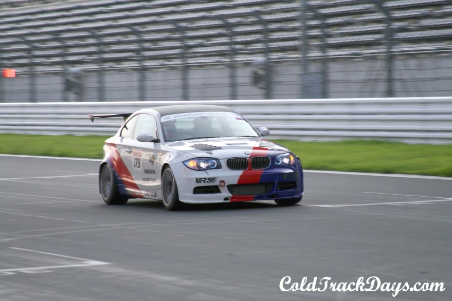 CULTURE // TK RACING'S BMW 135R
