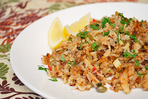 how to make lump rice recipe