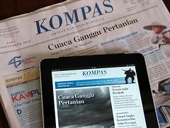 Harian Kompas dan Kompas's Editor Choice