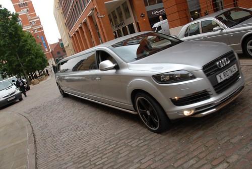 Audi Q7 Limousine- Limo Hire