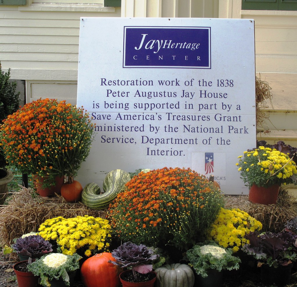 The Jay House is dressed up for our Jay Day Family Fall Festival