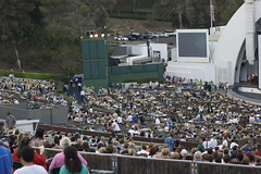 Sound of Music Sing Along (thetalesend) Tags: california ri music usa hot me stairs outside lights la costume concert do andrews julie tales bowl deer event hollywood sing sound end ti bandshell along cultural fa ampitheatre thetalesend