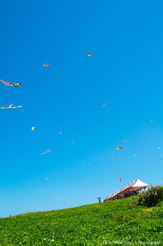 2010 台北縣石門國際風箏節
