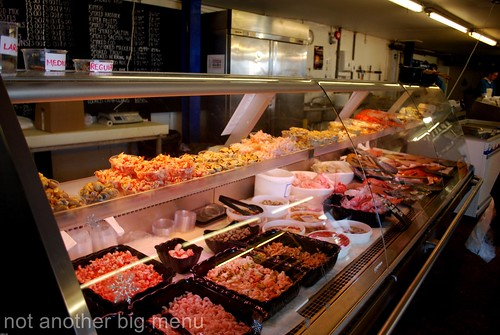 Whistable fish counter