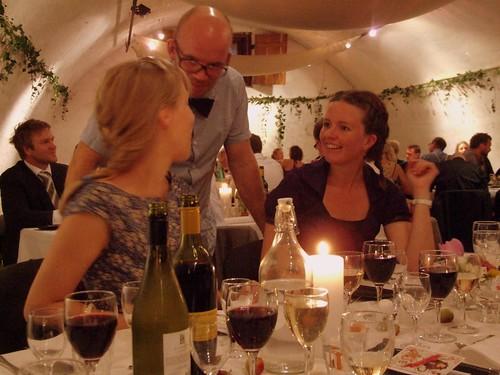 Marcus og Linas bryllup