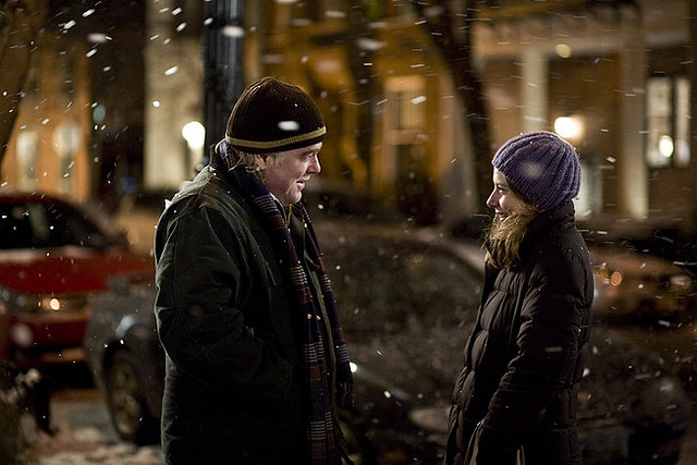 Philip Seymour Hoffman and Amy Ryan wait out the chilly season in 'Jack Goes Boating'.