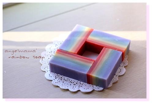 教學蛋糕皂 019