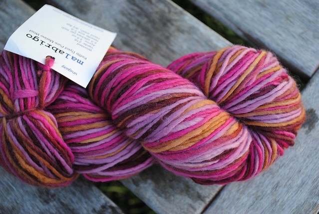 september :: farm love, yarn love...