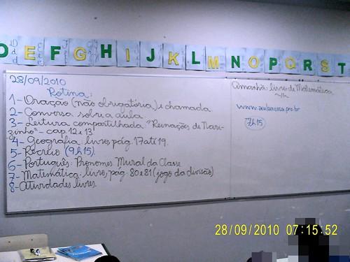 Rotina Prevista (28/09/2010)