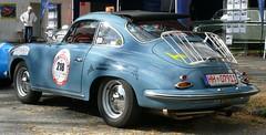 Porsche 356 GT blue cabrio hl 1965 (stkone) Tags: race deutschland fotografie hamburg oldtimer rennen stadtpark revival