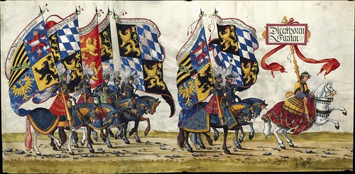 Triunfo del Emperador Maximiliano I (73)