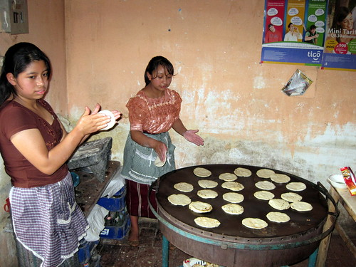 Tortillas - Guatemala's Staple Food