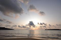 Moon Beach #7 -@- (mukarin) Tags: travel sea sky nature japan landscape marine sigma  okinawa  1020mm      iriomote  iriomoteisland  d90 moonbeach 1020mmf456exdchsm  tsukigahamabeach