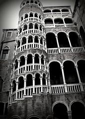 Venezia (un certain regard1) Tags: scala venezia bovolo